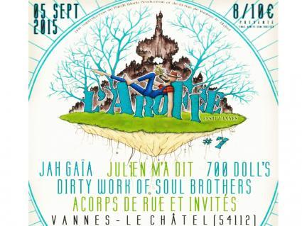 Aroffe Festi'Vannes 2015