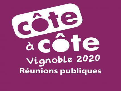 Côte à Côte  Vignoble 2020