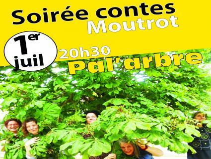 Soirée contes Moutrot