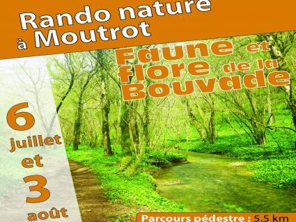 Rando Nature Moutrot