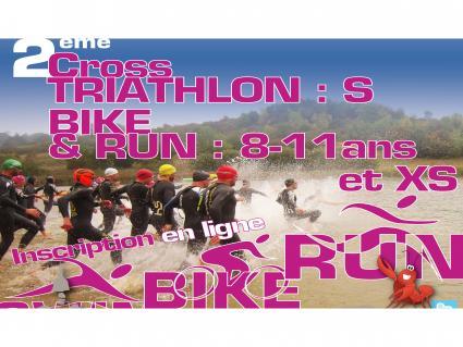 Cross Triathlon 25 sept  Favières 54