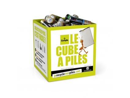 Recycler ses piles c'est facile !