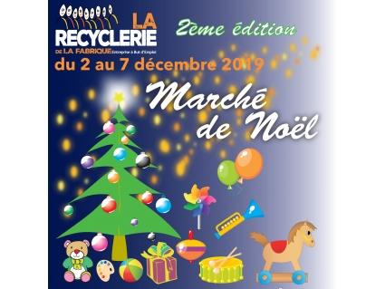 Marché de Noël La Fabrique